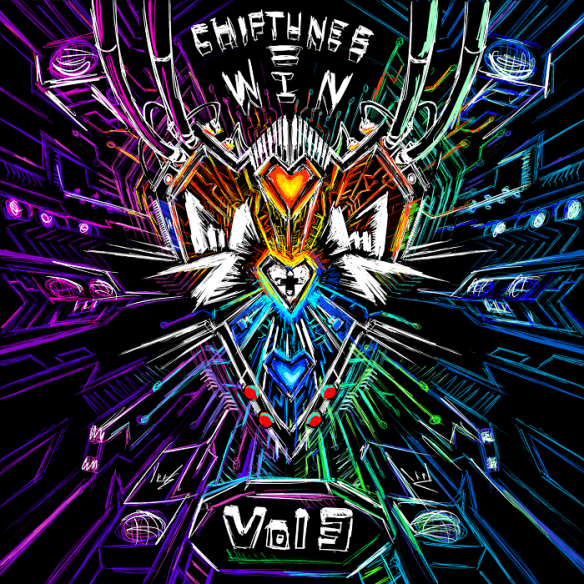 Chiptunes = Win Vol 3 Promo Aug 2014